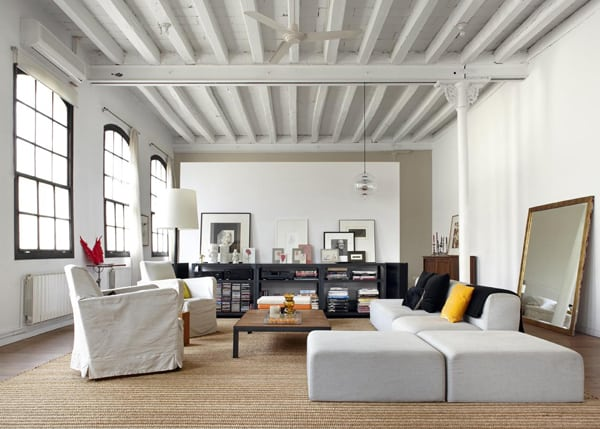 featured posts image for New York style loft in the heart of Barcelona