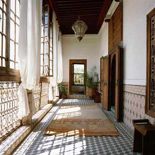 featured posts image for Gorgeous bohemian style riad in Marrakech
