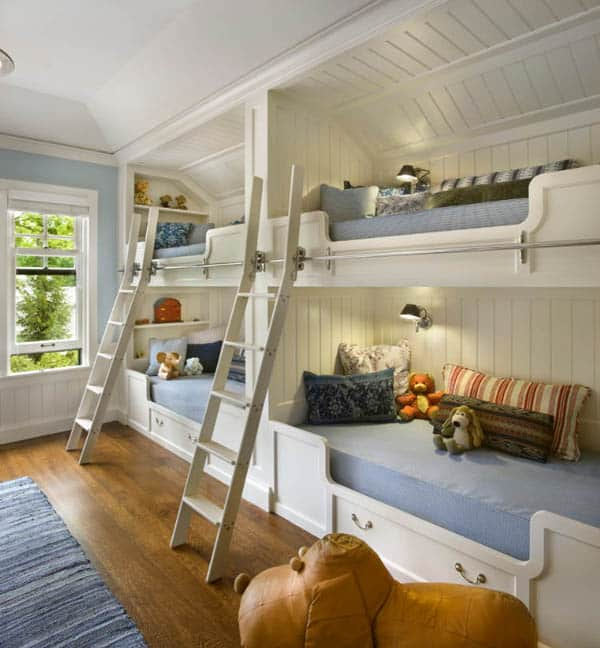 featured posts image for 40 Amazing children's sleeping nook ideas