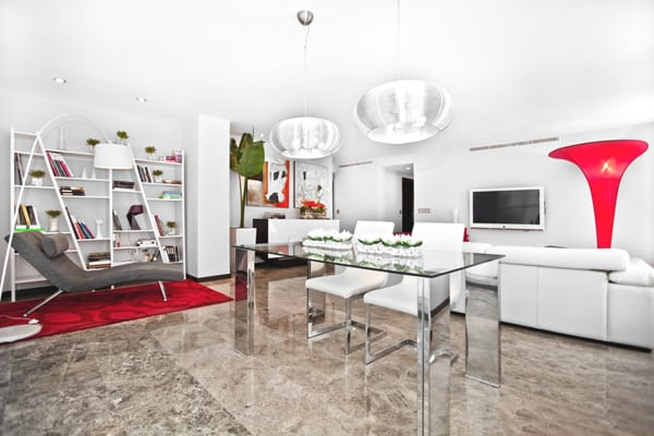 featured posts image for Modern elegance displayed in spacious Valencia flat