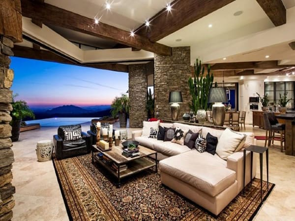 featured posts image for The ultimate mountain dwelling in the desert