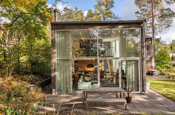 featured posts image for Inspiring and tastefully designed Swedish villa