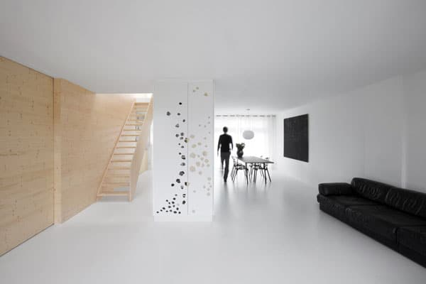 featured posts image for Spacious and transparent dwelling full of light