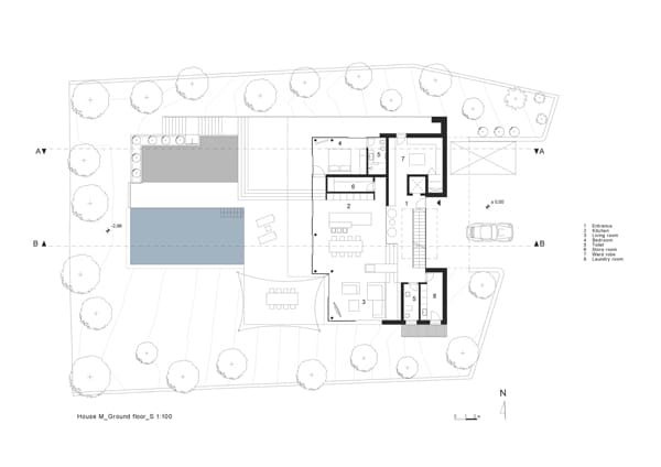 House M-42-1 Kind Design