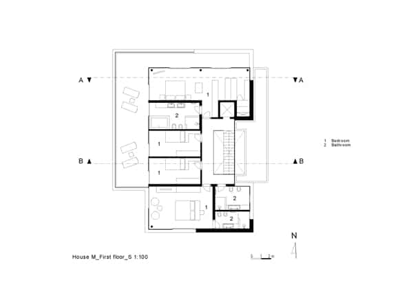 House M-43-1 Kind Design