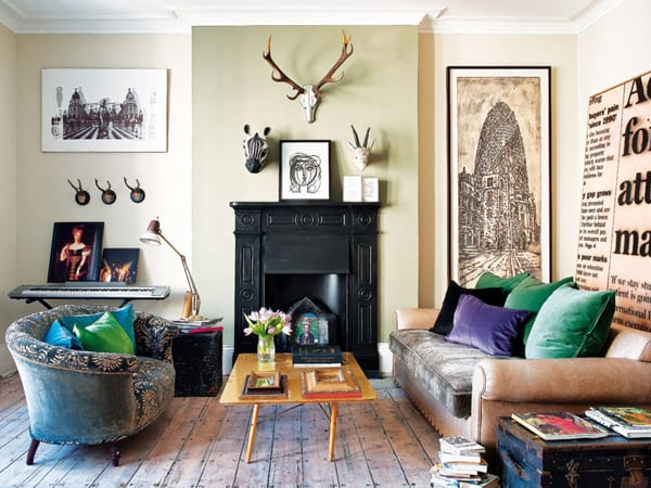 featured posts image for An eccentric London refuge in Notting Hill