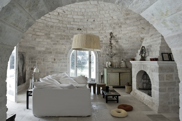 featured posts image for Italian dream villa reminiscent of a knight's castle