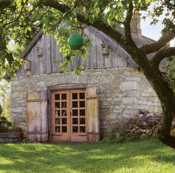 featured posts image for Charming rustic dwelling on Saaremaa Island
