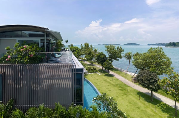 featured posts image for Ultimate beachfront property: Sentosa Cove House