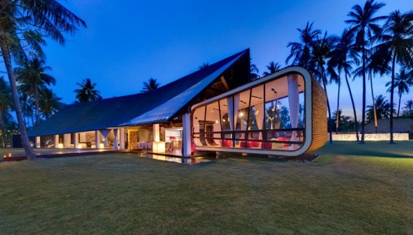 featured posts image for Modern Villa Sapi tropical retreat in Thailand