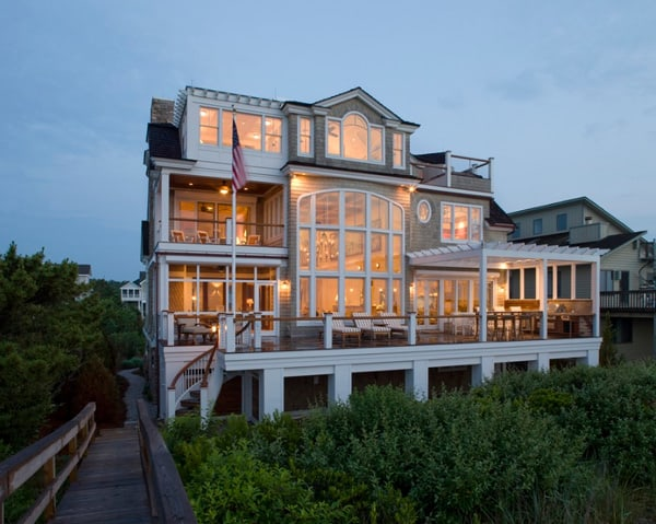 featured posts image for Stunning contemporary beach house retreat with Atlantic Ocean views