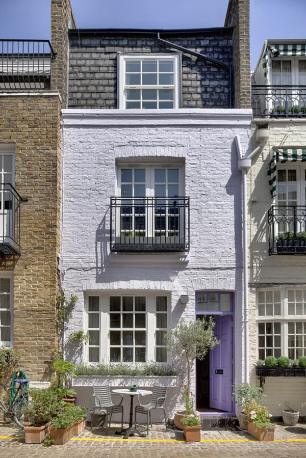 featured posts image for Stylish mews house in Knightsbridge Village