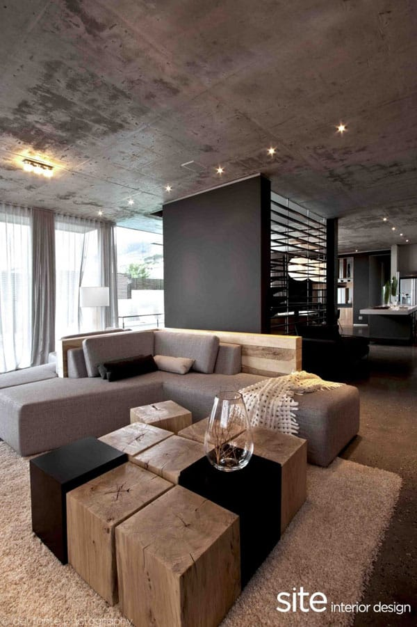 featured posts image for Contemporary Aupiais House in South Africa