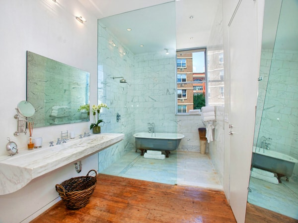 Interior photographs of 210 East 5th St. Apt 3 for broker Mara Flash Blum of Sotheby's International Realty
