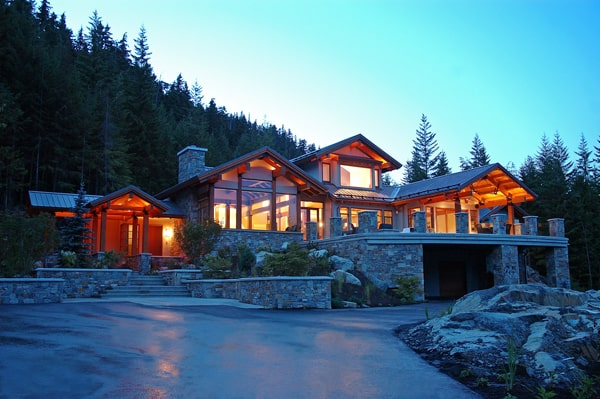featured posts image for Incredible mountain retreat in Whistler: Belmont Estate