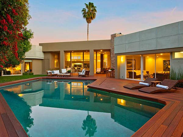 featured posts image for Sumptuous modern residence in Beverly Hills