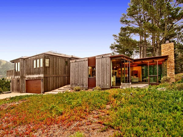 featured posts image for Architecturally stunning retreat off the Big Sur coast