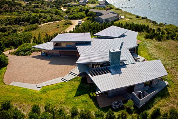 featured posts image for Bluff House overlooking the ocean in Martha's Vineyard