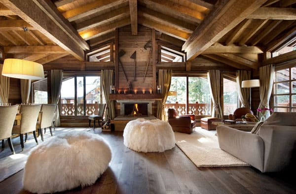 featured posts image for Delectable fairytale cottage in Courchevel 1850