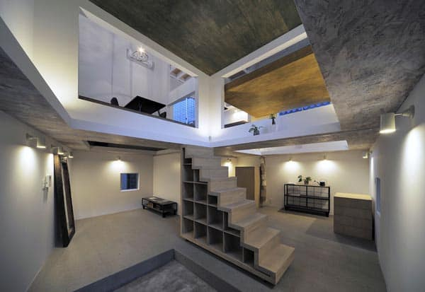 featured posts image for House T: Residence and atelier in the center of Tokyo