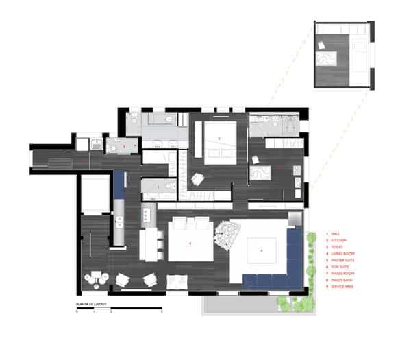 Loft in Itaim-34-1 Kind Design