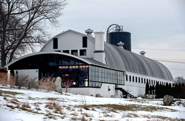 featured posts image for Unforgettable barn conversion: Roxbury Barn