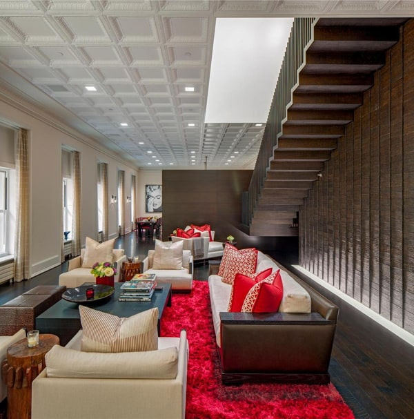 featured posts image for Fabulous New York penthouse on SoHo's Crosby Street