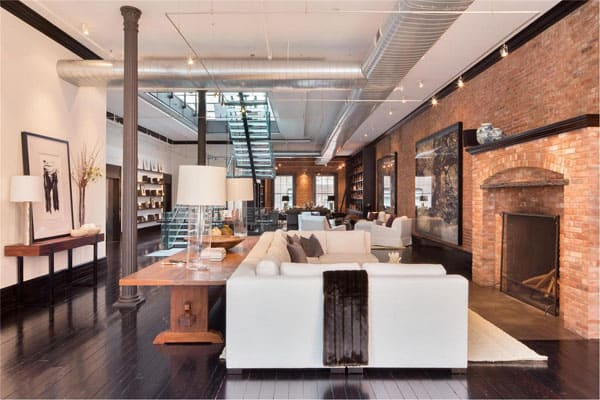 TriBeCa Loft Mansion-02-1 Kind Design