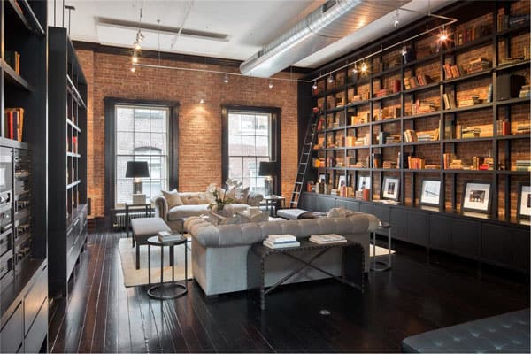 TriBeCa Loft Mansion-06-1 Kind Design