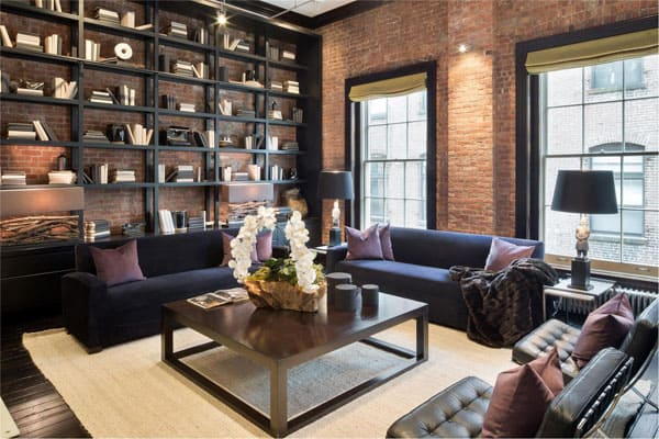 TriBeCa Loft Mansion-07-1 Kind Design