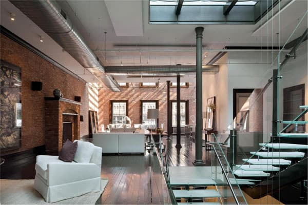 TriBeCa Loft Mansion-08-1 Kind Design