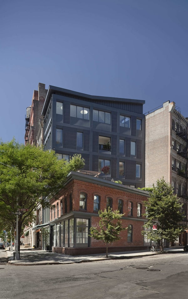 Tribeca Townhouse-03-1 Kind Design