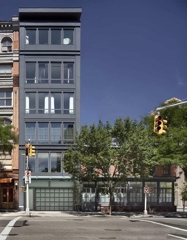 Tribeca Townhouse-04-1 Kind Design