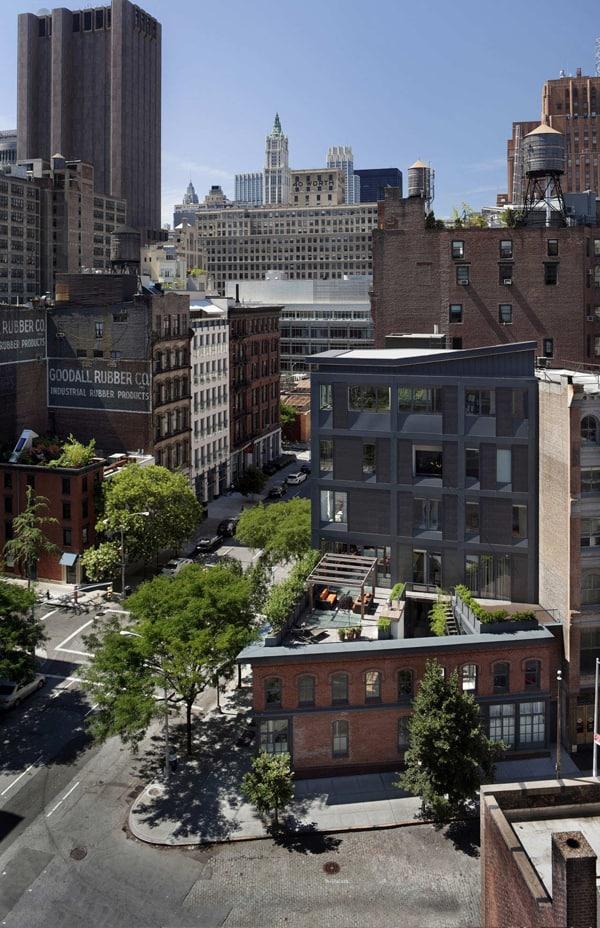 Tribeca Townhouse-05-1 Kind Design