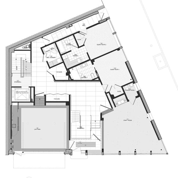 Tribeca Townhouse-17-1 Kind Design