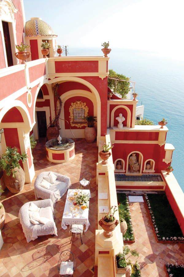 featured posts image for Luxurious Villa Dorata perched on the Amalfi Coast