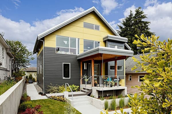 featured posts image for Modern eclectic Phinney Ridge House in Seattle