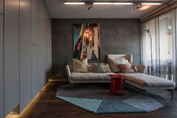 featured posts image for 40 m2 Flat in Budapest by Suto Interior Architects