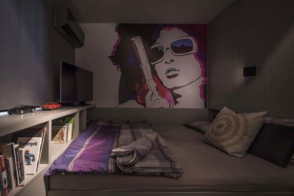 40 m2 Flat-12-1 Kind Design