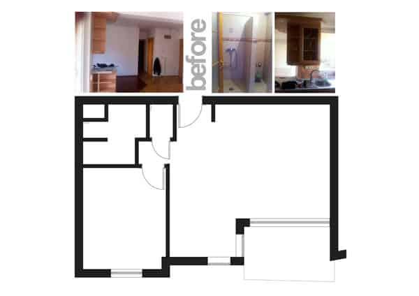 40 m2 Flat-19-1 Kind Design