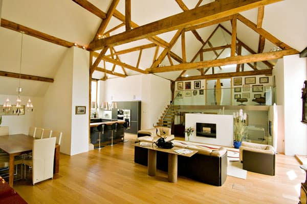 featured posts image for Contemporary barn conversion in the Cotswolds