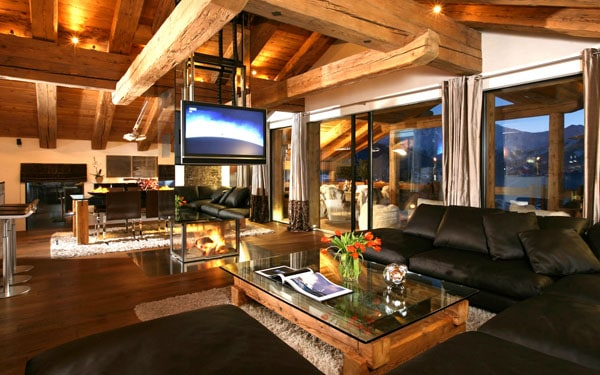 featured posts image for Luxurious Chalet Spa Blanche in Verbier