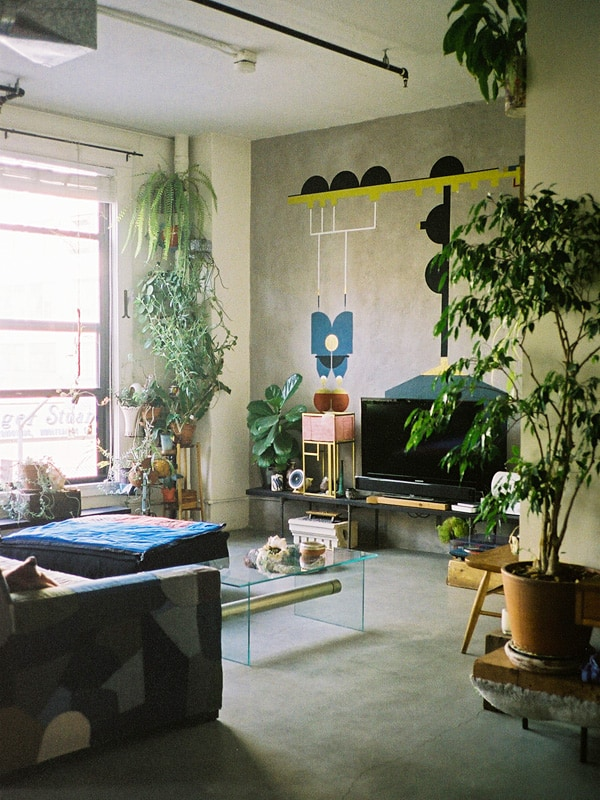 Los Angeles Loft-02-1 Kind Design