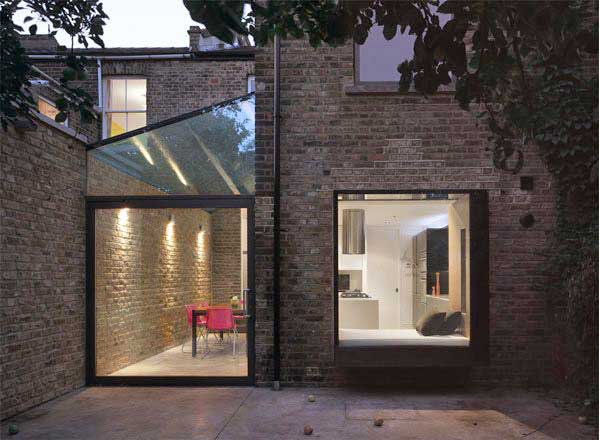 featured posts image for Contemporary property in London: Mapledene Road