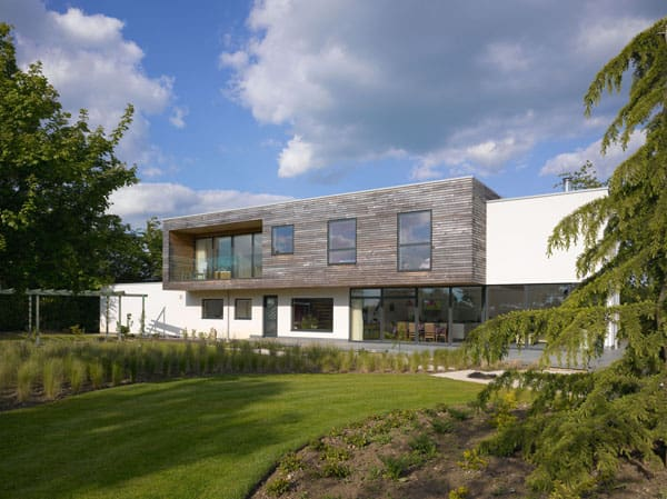 featured posts image for Beautiful eco-house in rural Bedfordshire