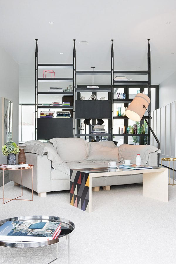 featured posts image for Melbourne townhouse with impressive modern arrangements