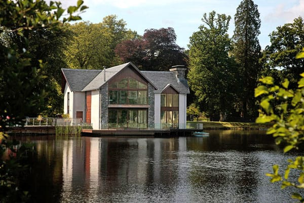 featured posts image for Stillwater Villa in the charming village of Stirlingshire