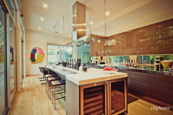 Utah Mountain Modern Home-05-1 Kindesign