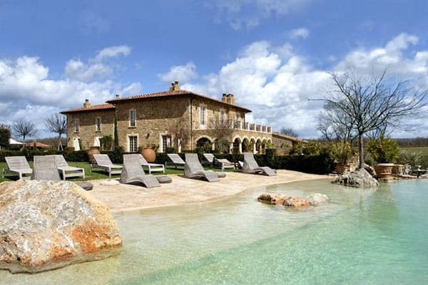 featured posts image for Luxurious Tuscan villa with enchanting gardens