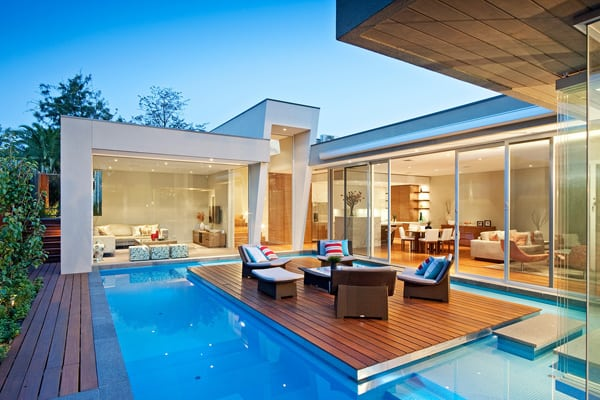 featured posts image for Stunning Australian home showcasing clean lines